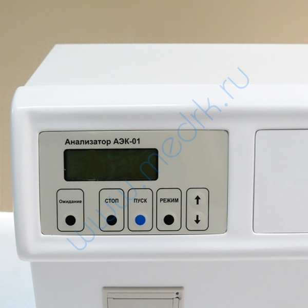Анализатор концентрации электролитов АЭК-01  Вид 2