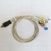 Кабель пациента Fiab f6206 для ЭКГ Shiller MT-101