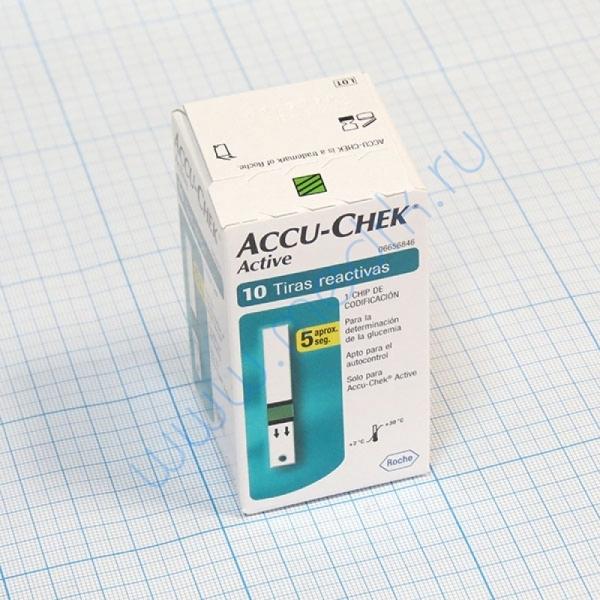 Глюкометр ACCU-CHECK Active (Акку-Чек Актив)  Вид 10