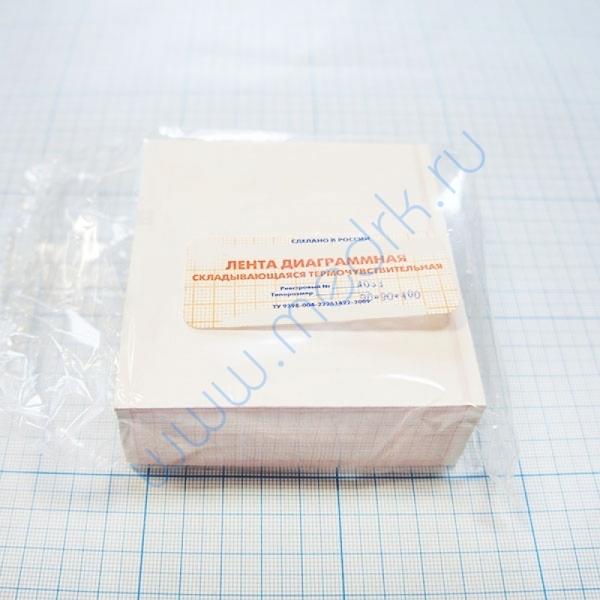 Бумага диаграммная 90x90 мм для ЭКГ Schiller Cardiovit AT-1   Вид 2