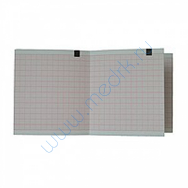 Бумага диаграммная 90мм*90мм*400 л. для ЭКГ Sсhiller Cardiovit AT-1