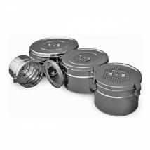 Коробка стерилизационная КСКФ-21 с фильтрами