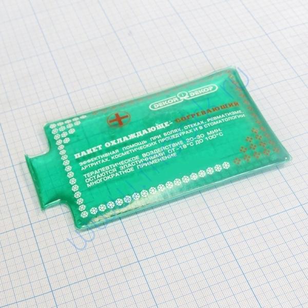 Пакет гелевый охлаждающий/согревающий