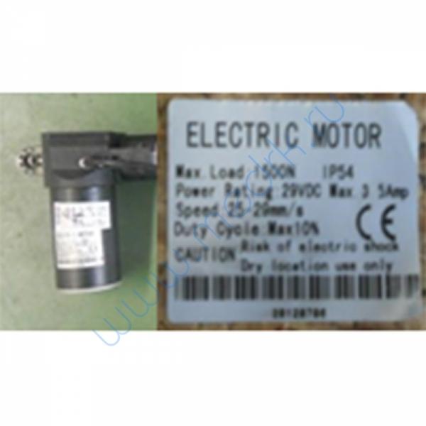 Привод ZD-150/1500N (электродвигатель непроходного типа)   Вид 1