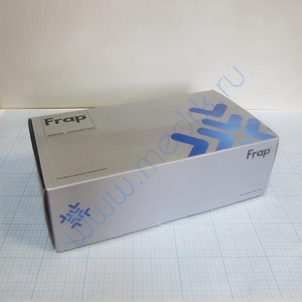 Смеситель настенный хирургический Frap H54 F4654 локтевой  Вид 6