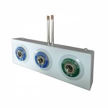 Система клапанная быстроразъемная трехместная СКБ-1