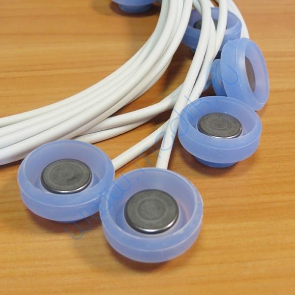 Электроды для вакуумной системы апликации к электрокардиографам Schiller   Вид 2