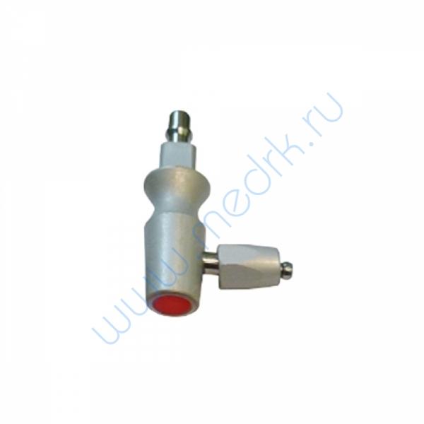 Штекер газовый СКБ-1 (вакуум) системы клапанной быстроразъёмой