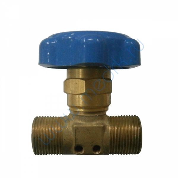 Клапан запорный проходной К-1409-250 без кронштейна