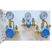 Коробка поэтажная отключающая УГВ-4/3 (2 клапана, редуктор СКО-10)