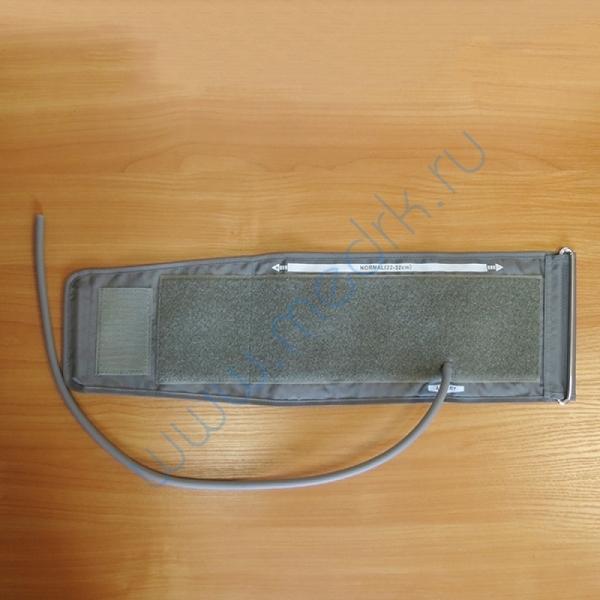 Манжета с камерой, для взрослых, с одним выводом и со скобой (22-32 см) нейлон  Вид 2