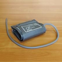 Манжета с камерой, для взрослых, с одним выводом и со скобой (22-32 см) нейлон