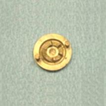 Гайка корончатая предохранительного механизма для DGM-300/500/80