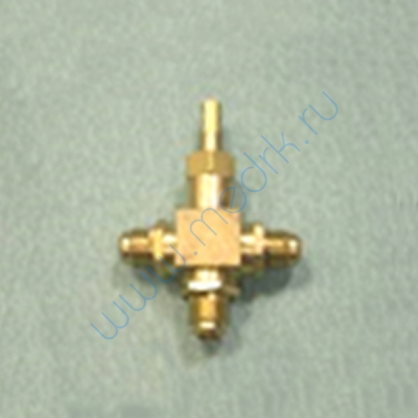 Кран водяной выпускной трёхходовой VD-ALL 12/0250