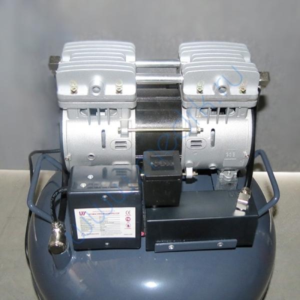 Компрессор стоматологический безмасляный WUERWEI OIL LESS 35 W-602  Вид 4