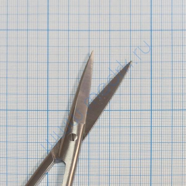 Ножницы с двумя острыми концами прямые 140 мм 13-122 Surgical (Sammar)  Вид 4