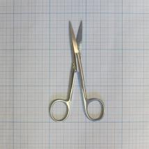 Ножницы с двумя острыми концами прямые 140 мм 13-122 Surgical (Sammar)