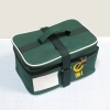 Термоконтейнер ТМ-1 медицинский в сумке-чехле в комплекте с хладоэлементами МХД-3