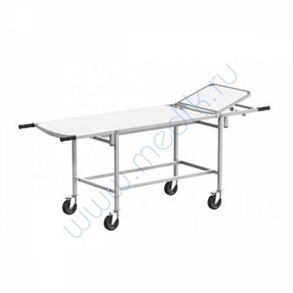 Тележка для перевозки больных ТБсп-01 МСК-401-01М (2050х625х800 мм)