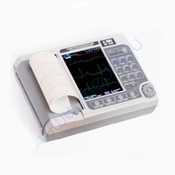 Электрокардиограф ЭК12 Т-01-Р-Д (с цветным монитором 141 мм по диагонали) G0200  Вид 1