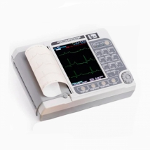 Электрокардиограф ЭК12 Т-01-Р-Д (цветной монитор, бумага 110мм)