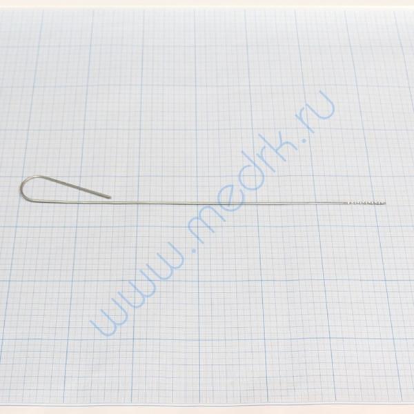 Зонд гортанный с навивкой, 320 мм 16-016 Cotton Probes  Вид 1