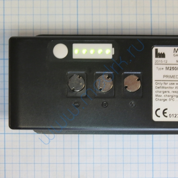 Аккумулятор Primedic AkuPak LITE к дефибриллятору