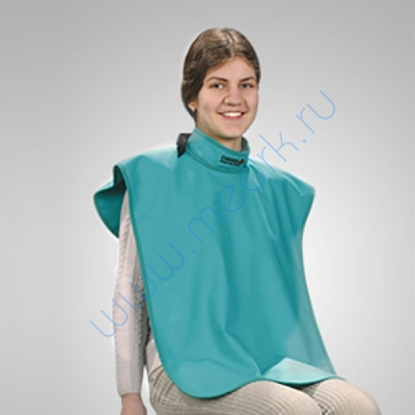 Фартук рентгенозащитный стоматологический с воротником ФРЗС-
