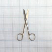 Ножницы тупоконечные вертикально-изогнутые 140 мм 13-132 Surgical (Sammar)