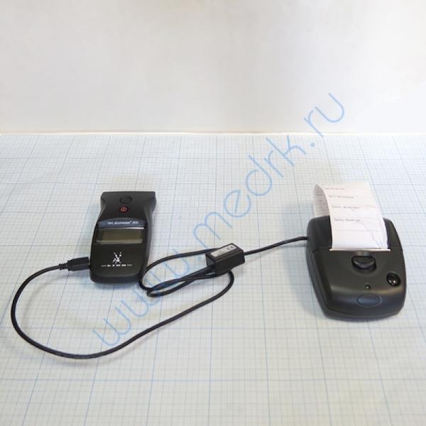 Алкотестер Lion Alcolmeter 500 с термопринтером  Вид 5