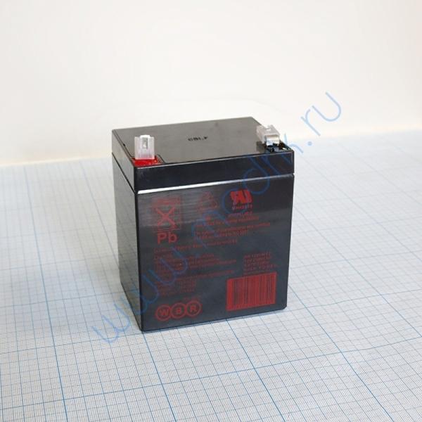 Батарея аккумуляторная 12В 5,0Ah для МПР5-02