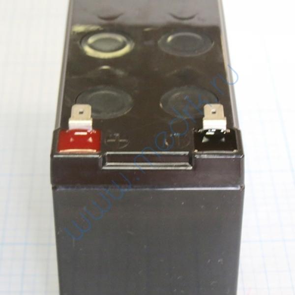 Батарея аккумуляторная AN-12-7,2 (12В; 7,2 Ач; CSB GP1272)  Вид 1