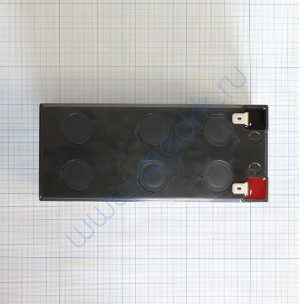Батарея аккумуляторная AN-12-7,2 (12В; 7,2 Ач; CSB GP1272)  Вид 3
