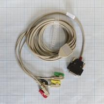 Кабель пациента (4 отведения) для монитора МПР5-02