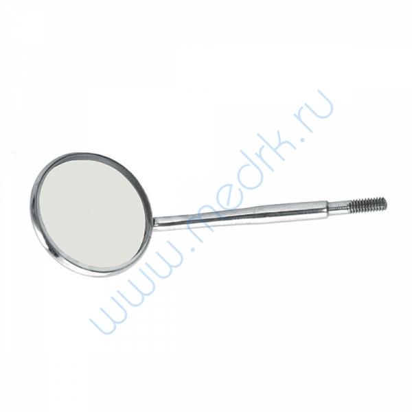 Зеркало стоматологическое без ручки, с увеличением, 22 мм 3243-22М Dental Mirror (Sammar)