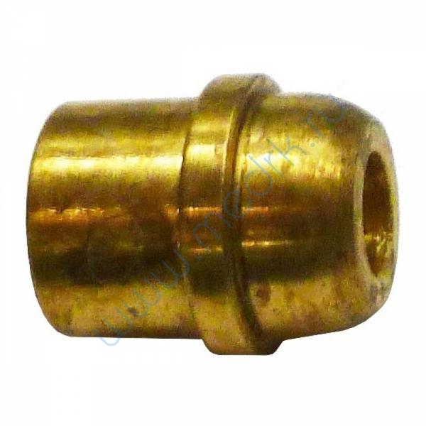 Ниппель под пайку (диаметр 8/10 мм)  Вид 1