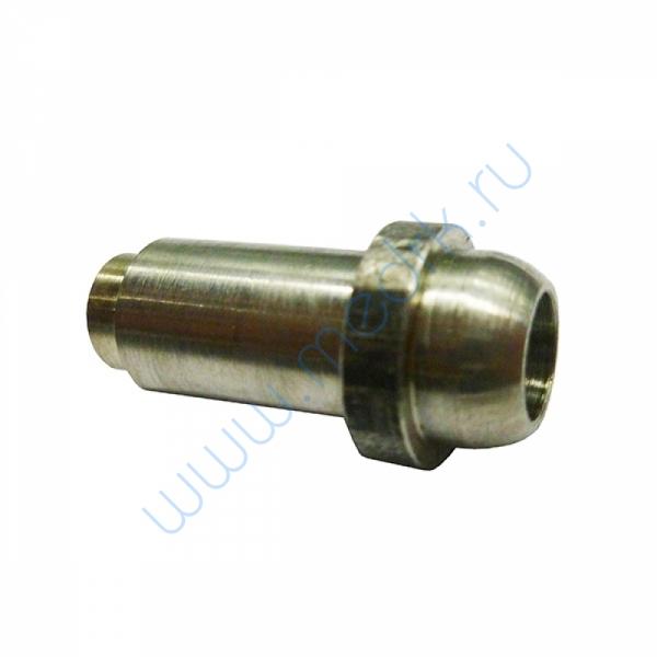 Ниппель под сварку встык (нержавеющая сталь, 8 мм)  Вид 1
