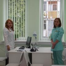 Комплект оснащения терапевтического кабинета