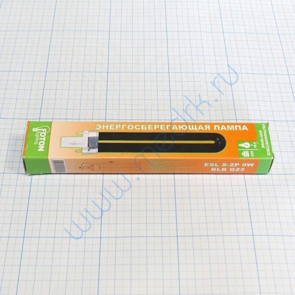 Лампа ультрафиолетовая ESL S-2P 9W BLB G23 d30Х167 (CH332) FOTON