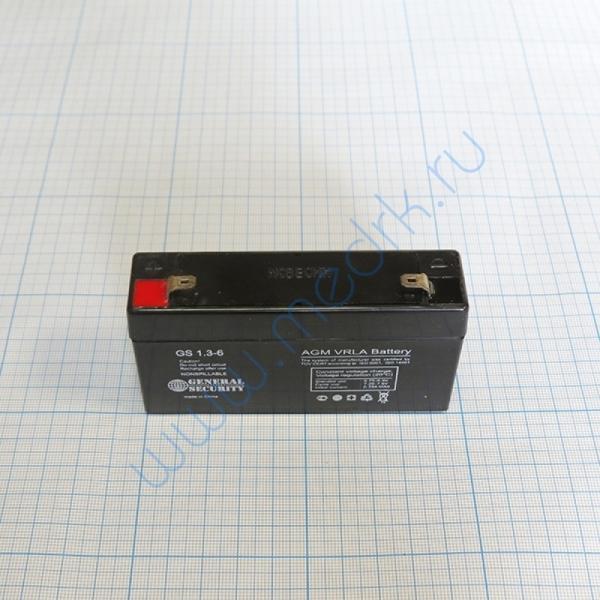 Аккумуляторная батарея AN 6-1,3 для ЭКГ Валента   Вид 3