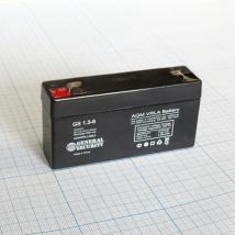 Аккумуляторная батарея AN 6-1,3 для ЭКГ Валента