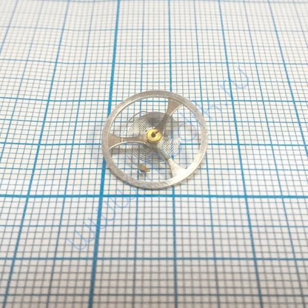 Баланс со спиралью 5АИЖ6.334.018 для секундомеров   Вид 1