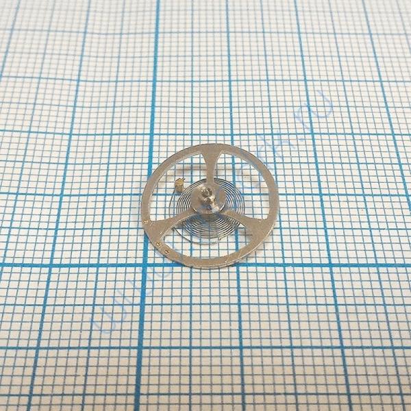 Баланс со спиралью 5АИЖ6.334.018 для секундомеров   Вид 2