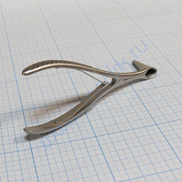 Зеркало носовое с длиной губок 35 мм 41-110 Vienna (Sammar)  Вид 2