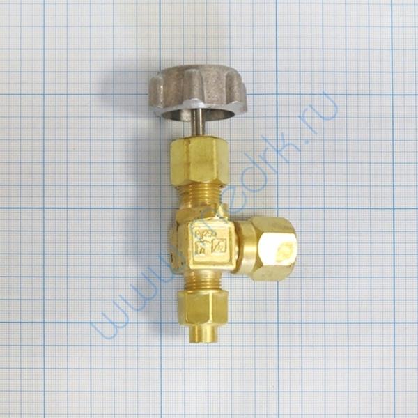 Клапан запорный КС 7153-05  Вид 1