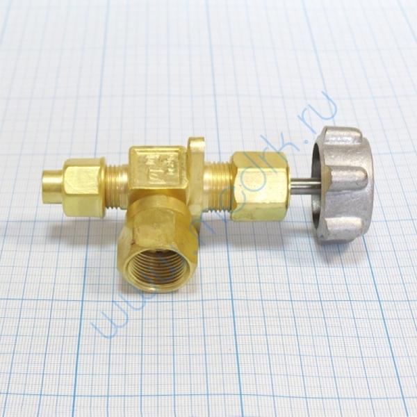 Клапан запорный КС 7153-05  Вид 2