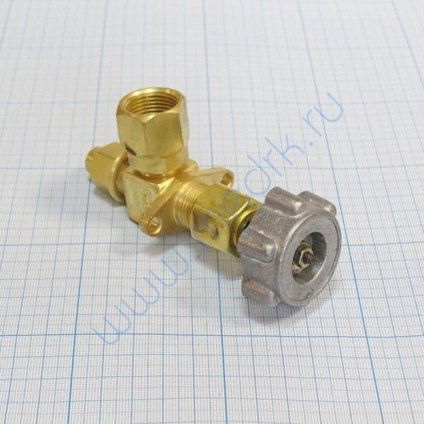 Клапан запорный КС 7153-05  Вид 3