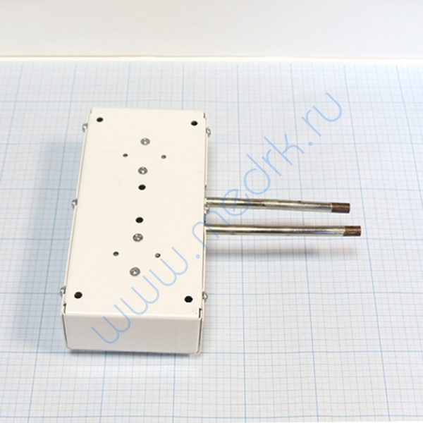 Система клапанная быстроразъемная СКБ-1 на 2 газа (кислород+закись азота)  Вид 5