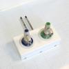 Система клапанная быстроразъемная СКБ-1 на 2 газа (кислород+закись азота)
