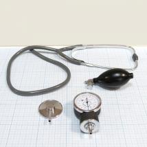 Тонометр ИАД-01-1 механический педиатрический (комплектация 7)